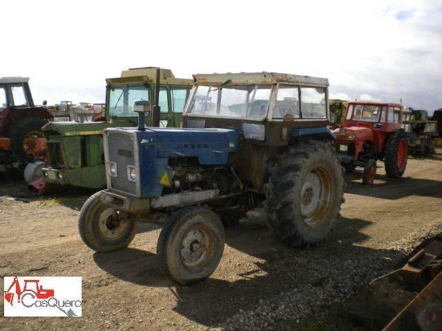 Ebro 470 wheel tractor for parts