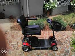 Pride Mobility scooter for sale