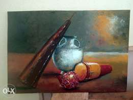 Painting art work that is suitable in your living room