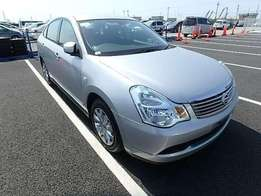 Nissan bluebird sylphy new imported 2010 model.