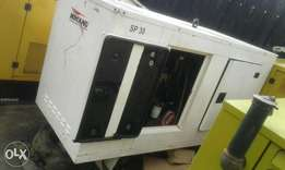 30KVA Perkins Generator with guarantee (( TOKUMBO))