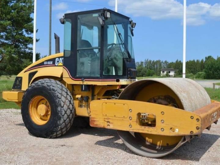 Caterpillar CS563E - 2006