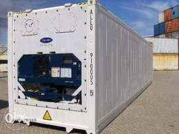 REFRIGERATED containers for sale in Nairobi kenya