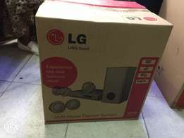 brand new lg home theater 3140 on available today