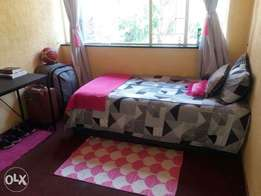 Very Clean Room Available for Rental!!!