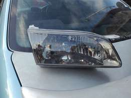 Toyota Corolla Rxi Shape Head Lights