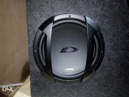 Alpine amp and sub for sale