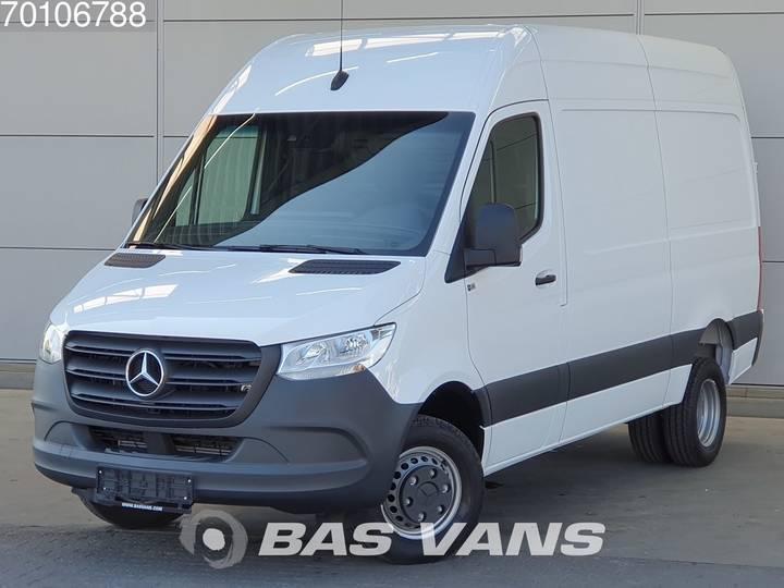 Mercedes-Benz Sprinter 516 CDI 160PK Nieuw 3500KG Trekgewicht L2H2 11m3... - 2019