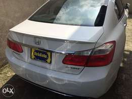 014 Honda accord foreign used (full option )