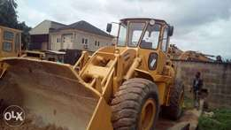 2 units of Caterpillar 950C Payloader