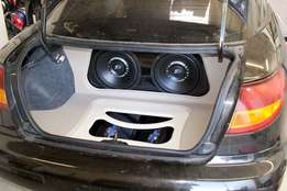 Complete Car Audio System