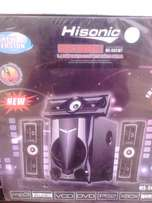 Hisonic CD with Bluetooth nd mp3