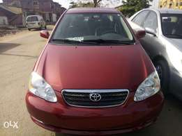 Cheap Toks Corolla 06 up for grabs