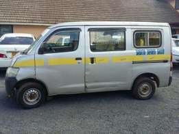 Toyota Townace KCD,Manual,1500cc,Petrol,Ksh 670,000 Negotiable