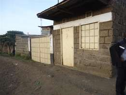 3 bedroomed house with 3 servant quarters and a shop at heshima nakuru