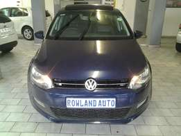 2014 polo 6 1.4 for sale R160 000