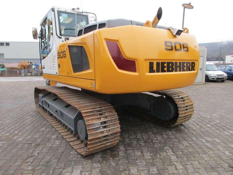 Liebherr R 906 Litronic Advanced Lc - 2013