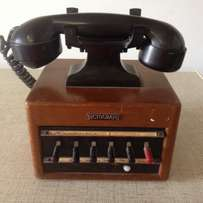 Antique Dictograph Telephone