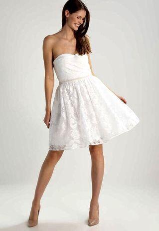 d37c9197b81 70% Свадебное платье р. М (короткое