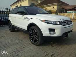 Very clean used range rover evoke for sale
