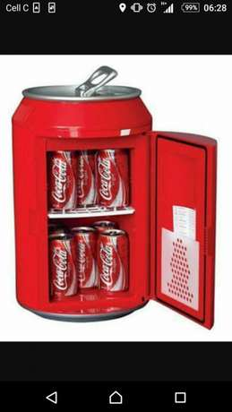 Coca cola fridge mini can(SOLD) Vereeniging - image 5