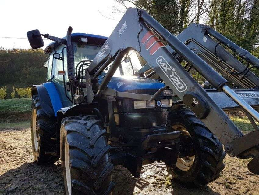 New Holland Tm 120 - 2003