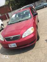 corolla Tokunbo accident free 05