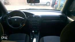 Peugeot 406 with EW10 Engine