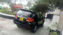 Toyota Fortuner in sale