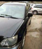 Super clean Lexus RX300 first body 2001fully paid duty buy and drive