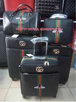 Gucci traveling boxes
