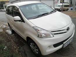 2015, Toyota avanza 1.5, in immaculate condition.
