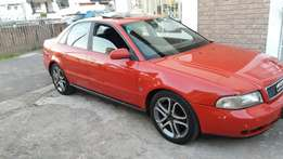 Audi A4 2.8 cheap n neat