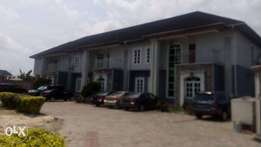 Executive 4 Bedroom Terrace Duplexes With BQ To Let in Odili Rd PH