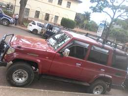 Manual 3l landcruiser with 1kz engine