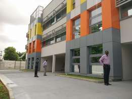 Brand new executive 4 bedrm terrace to let at Ikoyi Lagos