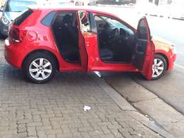 polo 6 1.6 comfort line for sell