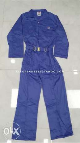 Coverall Work Uniform Pant & Shirt Jeddah - image 4