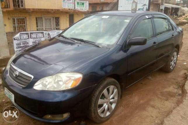 Very neat toyota corolla first body Ibadan Central - image 1