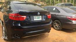 Almost new 2011 X6 BMW for sale