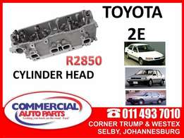 Toyota 2E Cylinder Head for sale