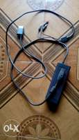 X-box av cord and adaptor (together / separate)