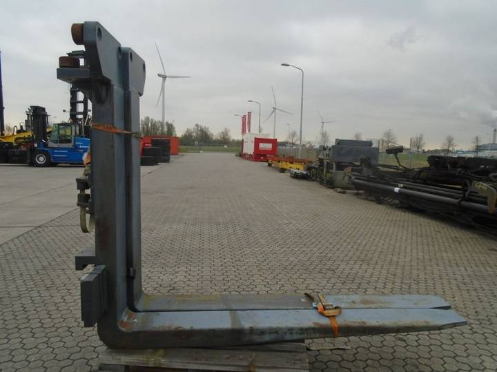 FORK Fitted With Rolls,Kissing Forks 28000kg@1200mm/