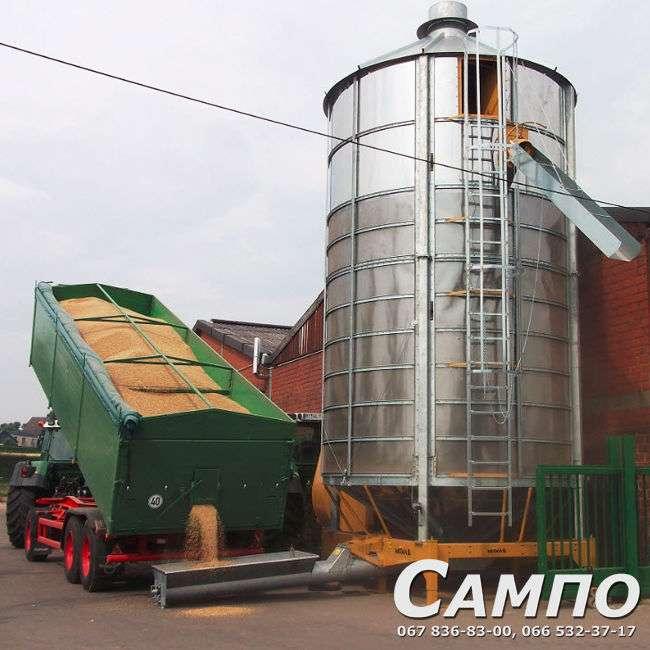 Mecmar Мобильные зерносушилки  серии S - image 4
