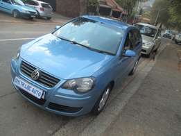 2007 vw polo 1.6 comfortline for sale