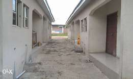 Affordable 8 blocks of self contain rooms in lokoja Kogi state