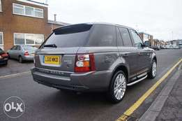 Sports HSE Range rover KCP number