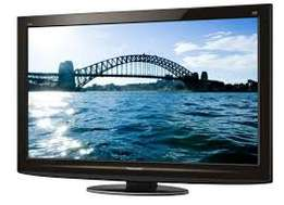 "42 "" plasma TV Panasonic. Digital"