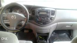 A Clean Mazda MPV 2004 Black with AC for Sale. No issues..