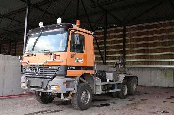 Mercedes-Benz 1831 Ak/39 - 1998